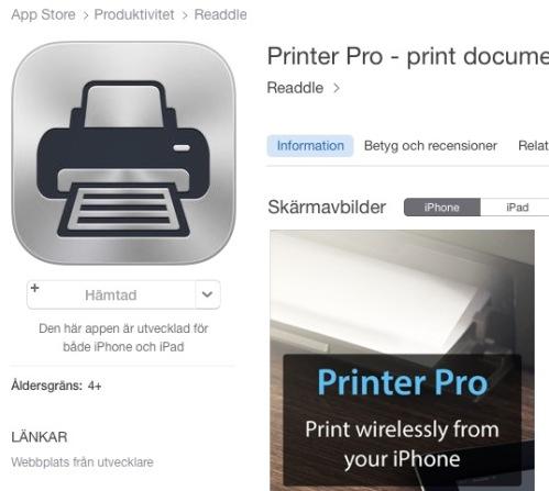 PrinterPro