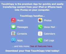 TouchCopy 2
